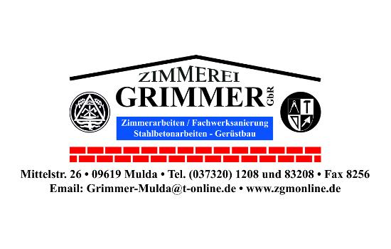 Zimmerei Grimmer GbR