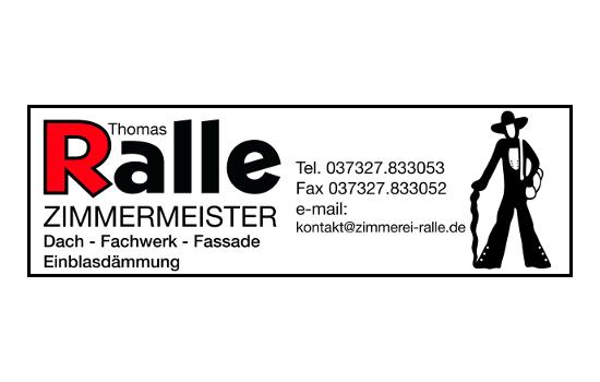 Zimmermeister Ralle